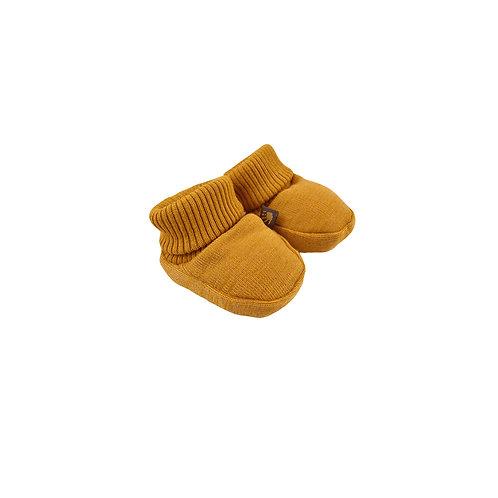 FORGAMINNT Baby Socks (Mustard)
