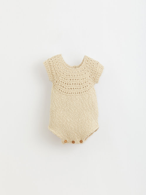 PLAY UP Knitted jumpsuit
