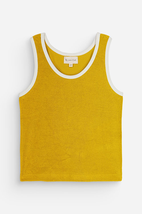 WE ARE KIDS Tank Top Marcel (Curry)
