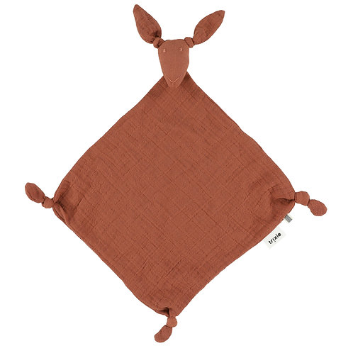 TRIXIE Kangaroo Muslin Cloth (Rust)