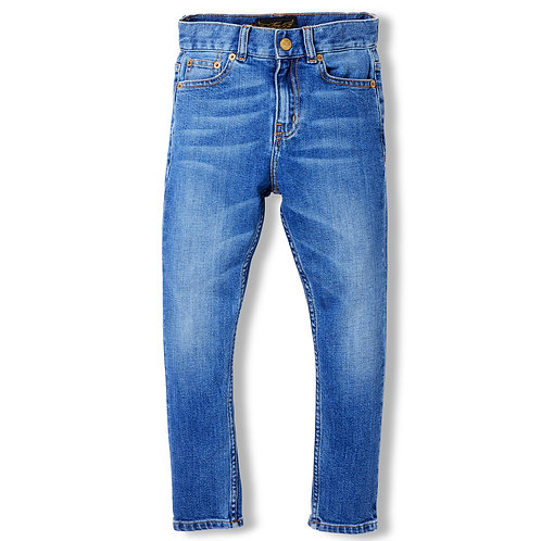 FINGER IN THE NOSE Ewan Authentic Blue Jeans