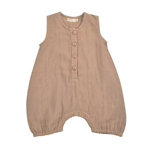 PIGEON Baby All-in-One (Taupe)