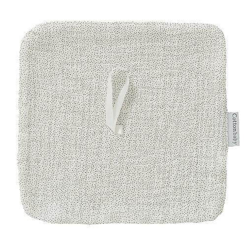 COTTONBABY Pacifier Cloth Soft Sparkle
