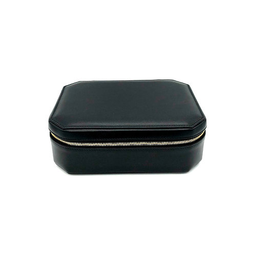 DU MATIN AU SOIR Jewellery Box SUNDAY - Black