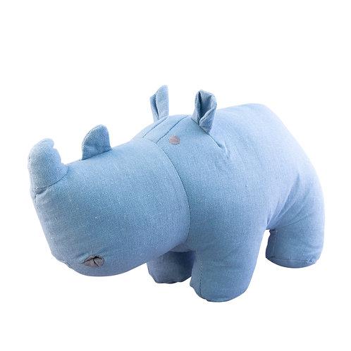GLOBAL AFFAIRS Standing Rhino