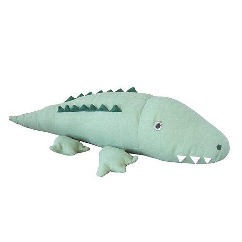 GLOBAL AFFAIRS Canvas Crocodile