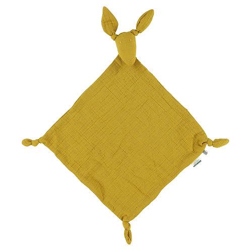 TRIXIE Kangaroo Muslin Cloth (Mustard)