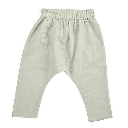 PIGEON Baggy Pants (Aqua)