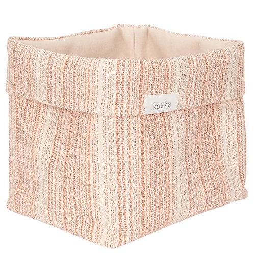 KOEKA Nursery Basket - Bronze