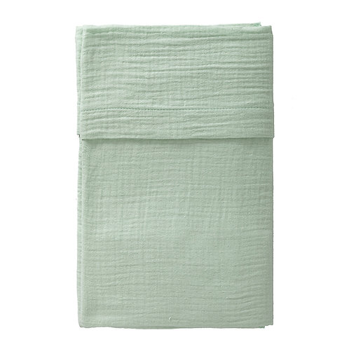 COTTONBABY Pillowcase Light Green