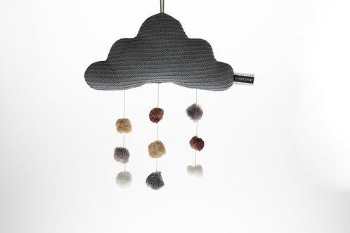 BAMBOOM Mobile Cloud (Grey)