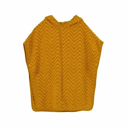 FILIBABBA Bath Poncho (Mustard)