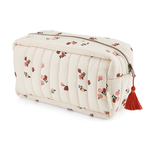 AVERY ROW Quilted Wash Bag