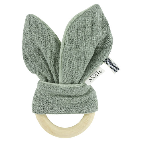 REVES D'ANAIS Teether - Olive