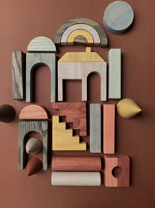 MINMIN Architectural Blocks
