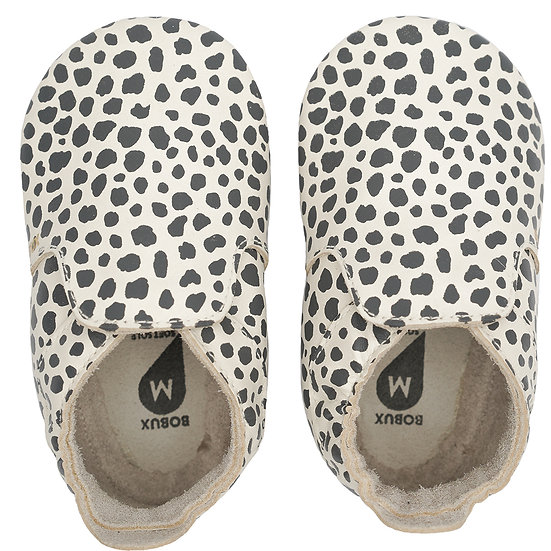 BOBUX Simple Shoe (Dalmatian Vanilla)