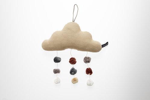 BAMBOOM Mobile Cloud (Cream)