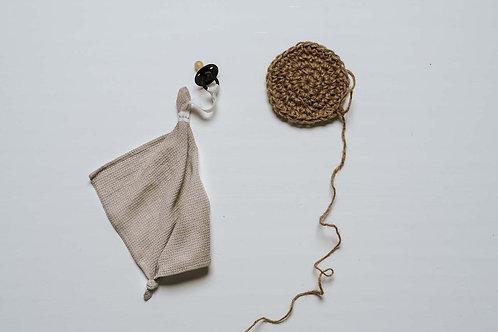 KOEKA Pacifier Cloth Cairo