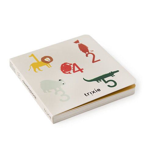TRIXIE Counting Book