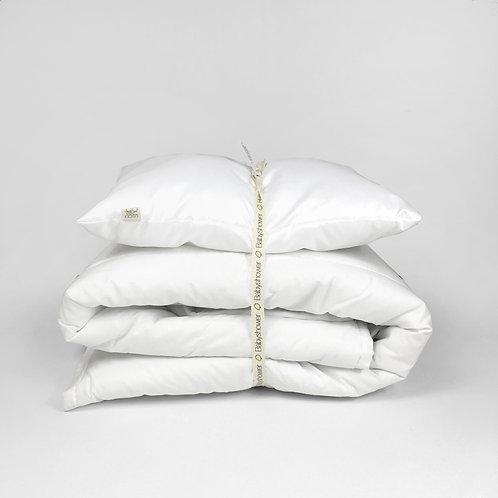 BABYSHOWER Set Duvet Cover & Pillow