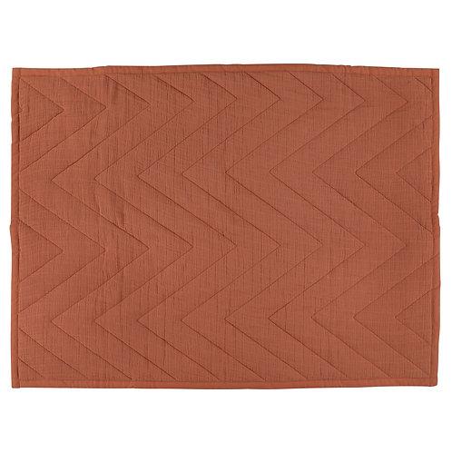 TRIXIE Cotton Blanket (Rust)