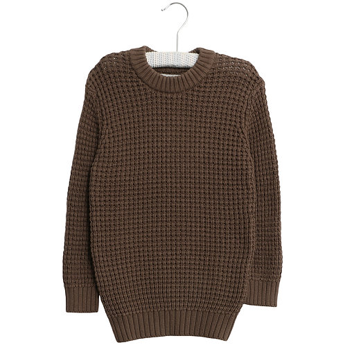 WHEAT Knit Pullover Charlie