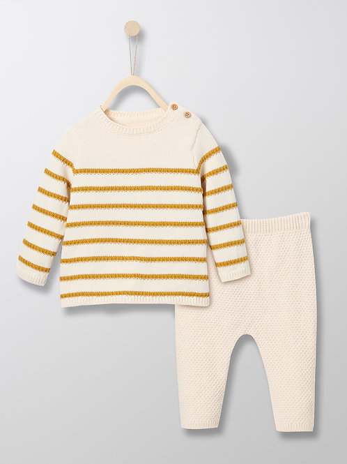 CYRILLUS Organic Cotton Outfit