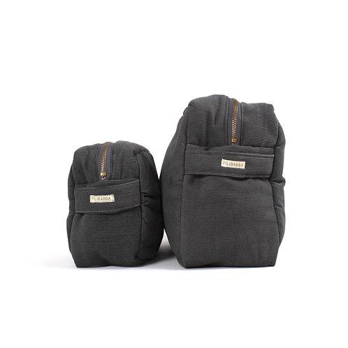 FILIBABBA Toilet Bag Stone Grey