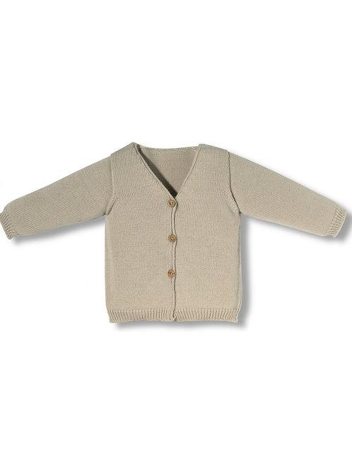 MM Newborn Jacket Beige