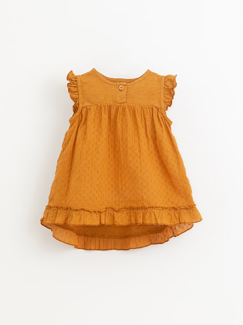 PLAY UP Tunic Wooden Buttons
