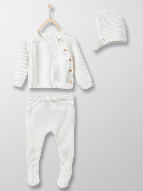 CYRILLUS Baby's 3-Piece Outfit