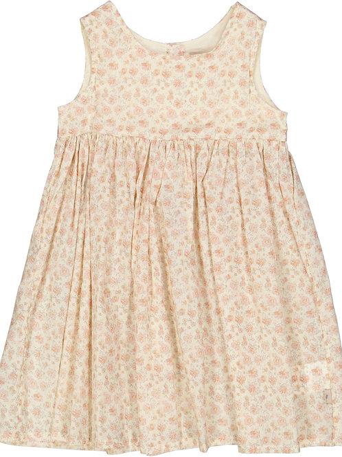 WHEAT Pinafore Dress Birch Flowers