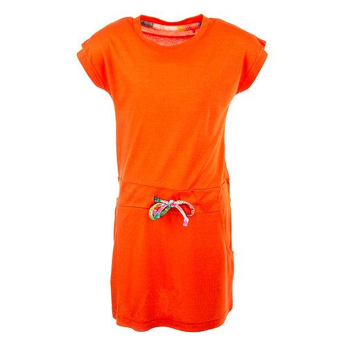 STONES AND BONES Dress Pearley (Tangerine)