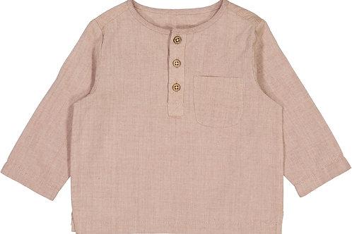 WHEAT Shirt Bjork Caramel