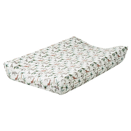 COTTONBABY Changing Mat Cover Savanna