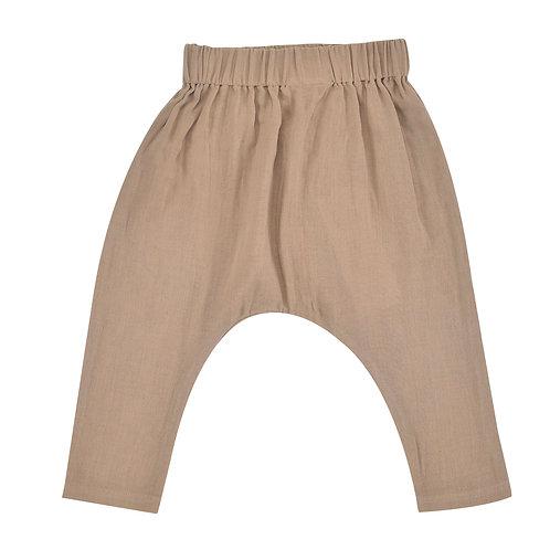 PIGEON Baggy Pants (Taupe)