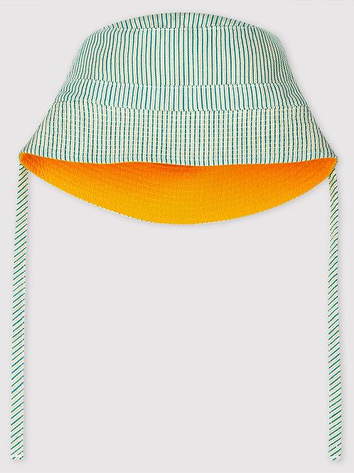 PETIT BATEAU Girls' Floppy Hat