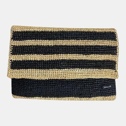 CLUTCH Striped Black