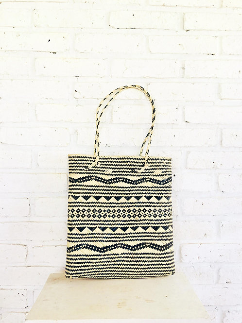 BAG Rattan Shopper