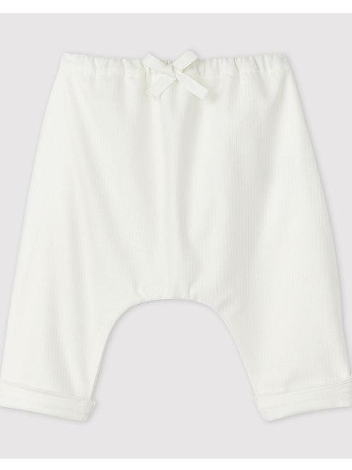 PETIT BATEAU Organic Cotton Trousers