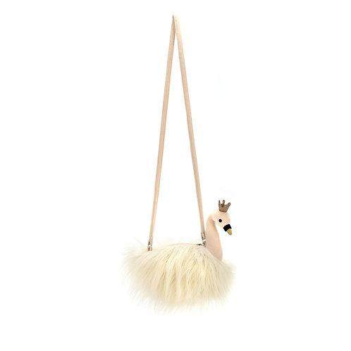 JELLYCAT Fancy Swan Bag