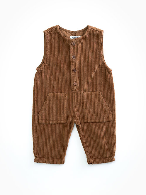 PLAY UP Corduroy Jumpsuit
