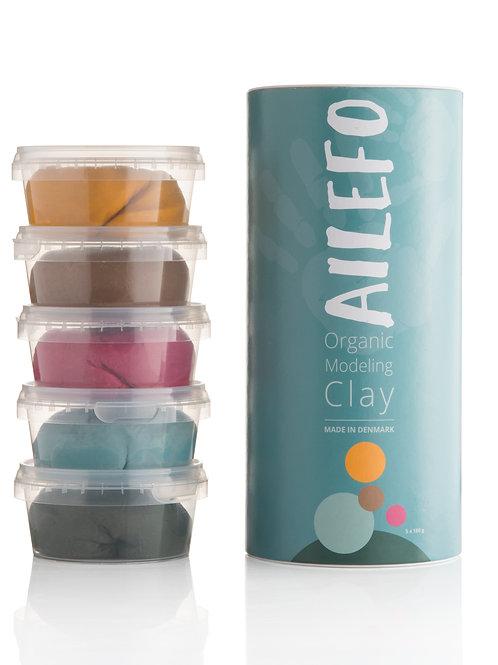 AILEFO Organic Modeling Clay - Large Tube