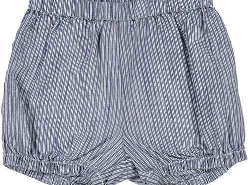 WHEAT Shorts Olly Blue Stripe