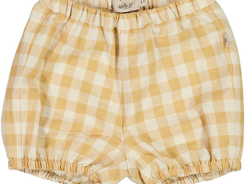 WHEAT Shorts Olly Taffy Check