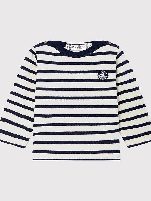PETIT BATEAU Baby's Iconic Sailor Top