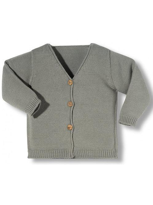MM Newborn Jacket Grey