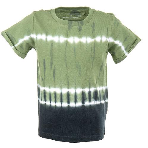 STONES AND BONES T-Shirt Josey (Khaki)