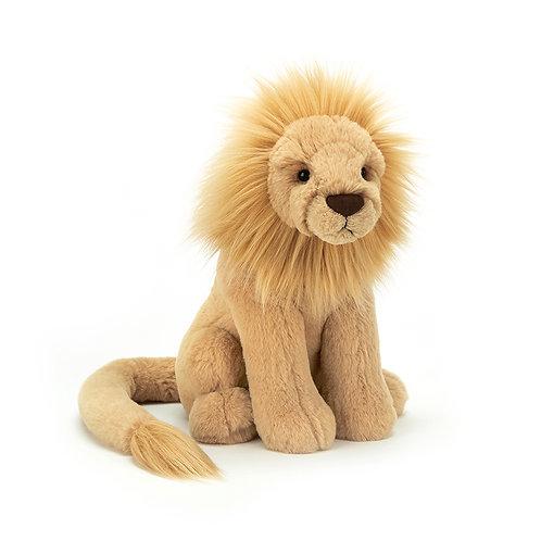 JELLYCAT Leonardo Lion (M/L)