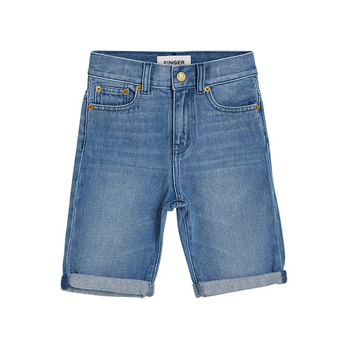 FINGER IN THE NOSE Edmond Medium Blue Jeans